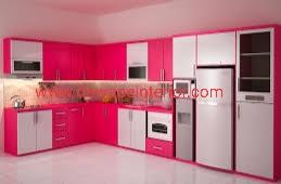 Kitchen Set Minimalis Serpong Dewape Interior